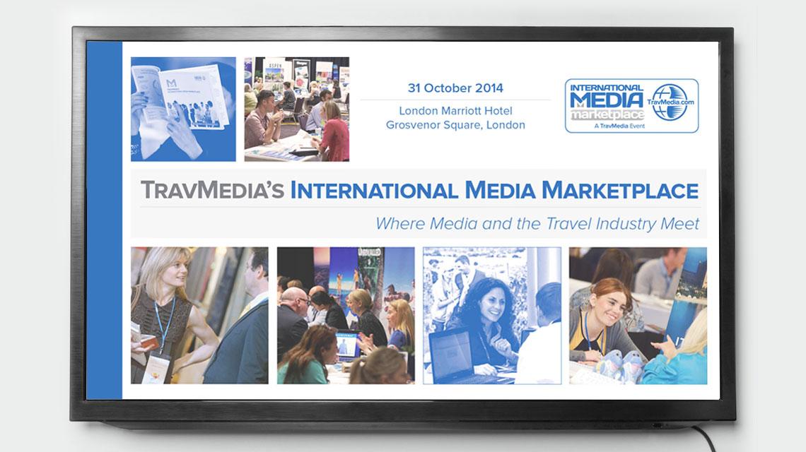 IMM Media Wall