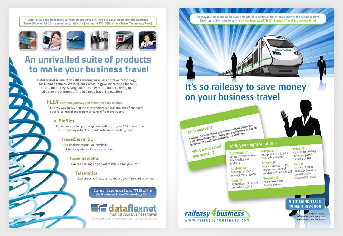raileasy-dataflexnet-ads